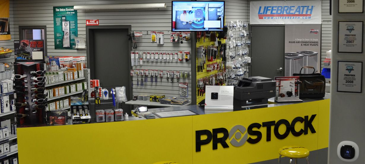 THE PROSTOCK STORE - Mar-Hy Distributors we are the
